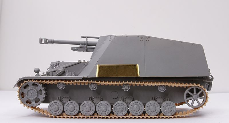 1/35 (Dragon) Sd.Kfz.165 HIUMMEL-WESPE (SMART KIT) - Imagen 4