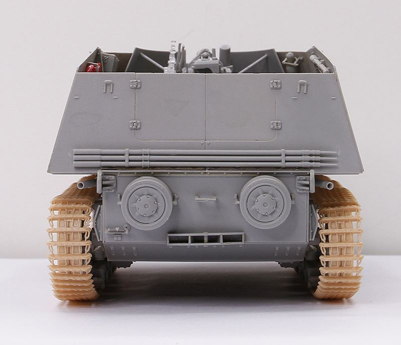 1/35 (Dragon) Sd.Kfz.165 HIUMMEL-WESPE (SMART KIT) - Imagen 6