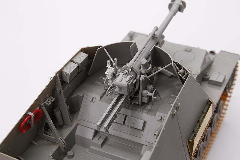 1/35 (Dragon) Sd.Kfz.165 HIUMMEL-WESPE (SMART KIT) - Imagen 8