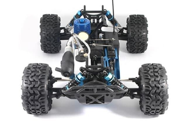 Coche rc monster truck 1/10 Carnage nitro RTR FTXRef.: FTX5540 - Imagen 2