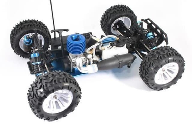 Coche rc monster truck 1/10 Carnage nitro RTR FTXRef.: FTX5540 - Imagen 3