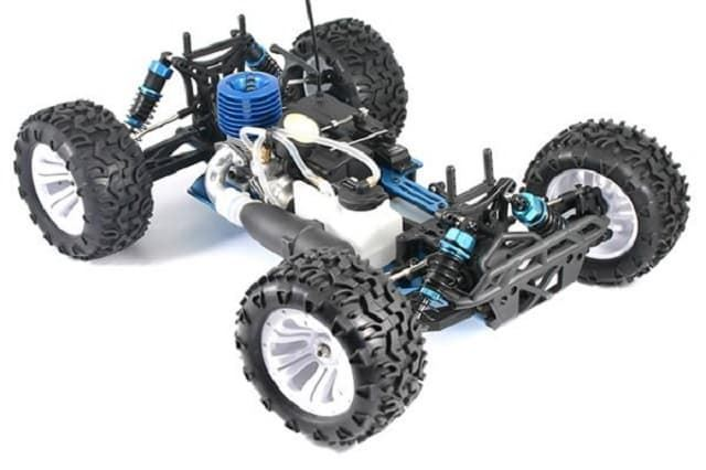 Coche rc monster truck 1/10 Carnage nitro RTR FTXRef.: FTX5540 - Imagen 4
